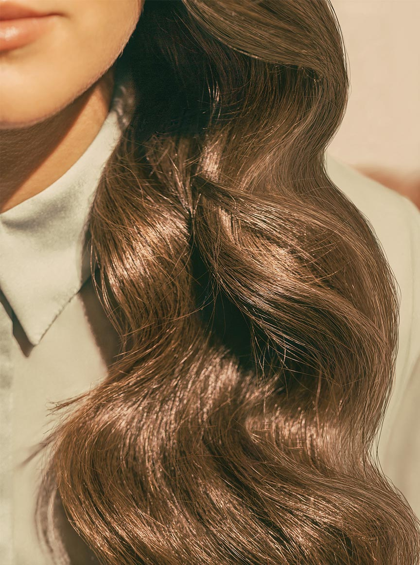 Lustre and Strength Hair